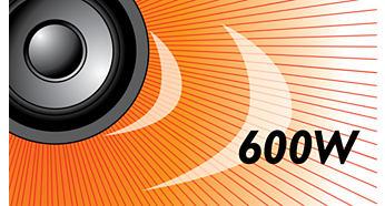 newtechno 600 wats