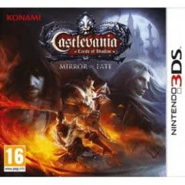 CASTLEVANIA LORDS OF SHADOWN JEU 3DS