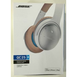 Bose Casque audio nomade QuietComfort qc25 Blanc