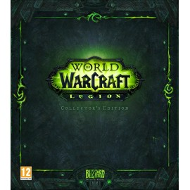 World of Warcraft : Legion - Edition Collector (PC)