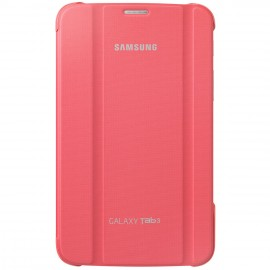 "Samsung Book Cover Rose (pour Samsung Galaxy Tab 3 7.0"")"