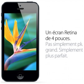 Iphone 5 64 GO White