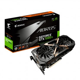 Carte graphique Gigabyte Aorus GeForce GTX 1080 Ti Waterforce WB Xtreme Edition 4719331301798