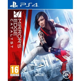 Mirror's Edge Catalyst PS4 5030944116357
