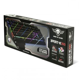 Spirit of Gamer Xpert-K100 Noir 3700104435216