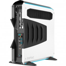Ordinateur gamer ZOTAC MEK1 Gaming PC (Blanc)