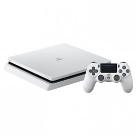 Sony PlayStation 4 Slim (500 Go) - Glacier White 0711719894063