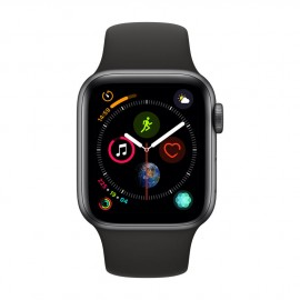 Apple Watch Series 4 - 40mm - Alu Or - Boucle Sport Rose des sables 0190198928429
