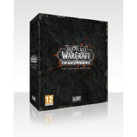 World of Warcraft: Cataclysm edition Collector Neuf