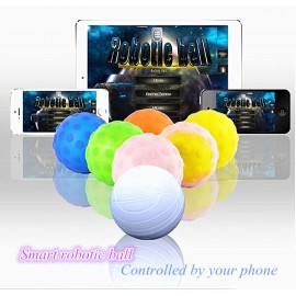 Wireless Robotic Ball for iOS Android Robot