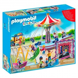 Playmobil Family Fun - la fête foraine