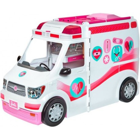 Barbie Care Clinic Playset - FRM19