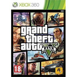 Grand Theft Auto V (précommande)