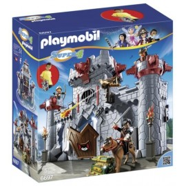 Playmobil 6697 Take Along Black Barons Castle (Dolls and Playsets)
