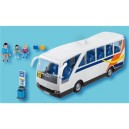 Playmobil - 5106-Car scolaire City Life