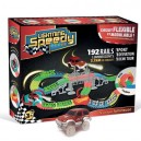 Lightning Speedy circuit de voiture Flexible, modulable et luminescen