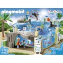 PLAYMOBIL - 9060 Family Fun - Aquarium marin
