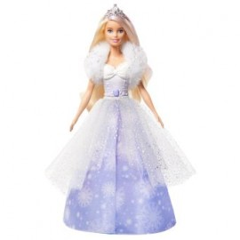 Poupée Barbie Dreamtopia 887961827286
