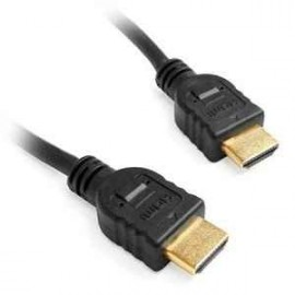 CÂBLE HDMI 1.4FULL HD - FULL 3D -High Speed with Ethernet 4,60M